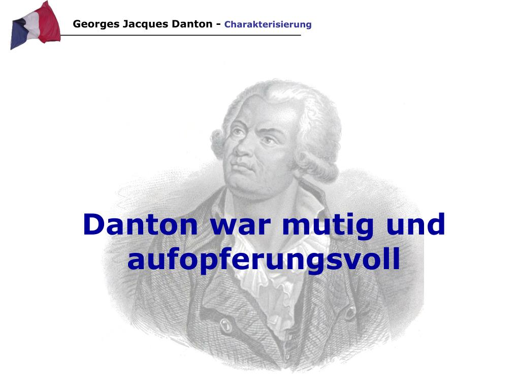 Georges Jacques Danton -
