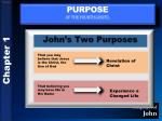 purpose of the fourth gospel