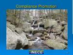 compliance promotion