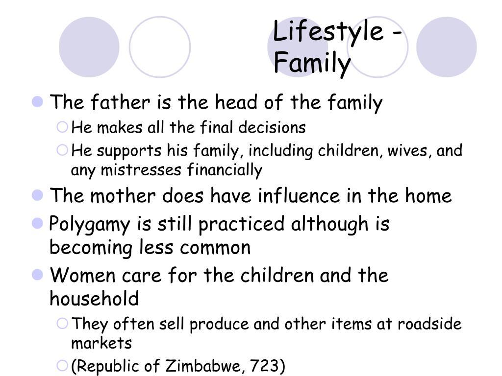 Lifestyle - Family