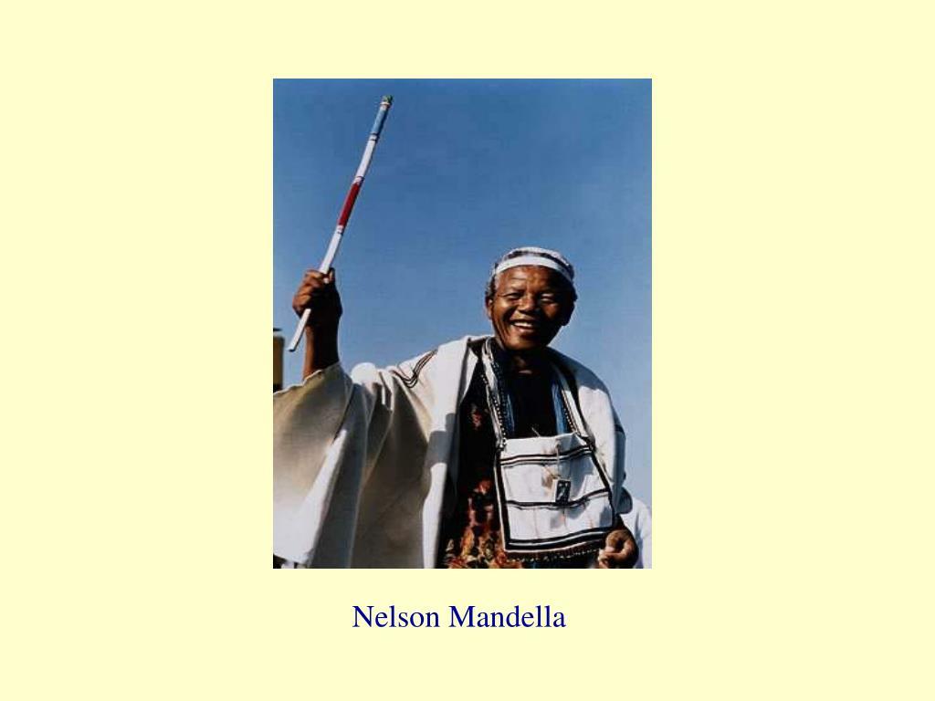 Nelson Mandella