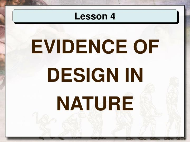 Evidence of design in nature l.jpg