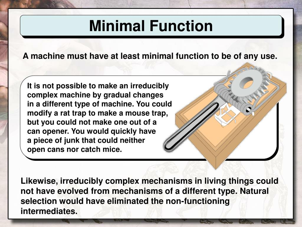 Minimal Function