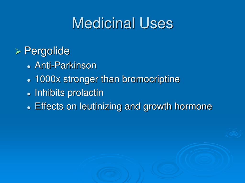 Medicinal Uses