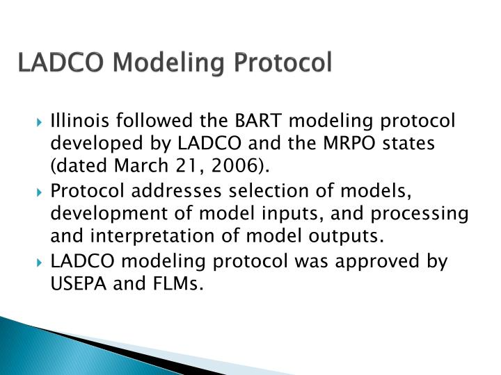 LADCO Modeling Protocol