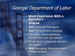 georgia department of labor24