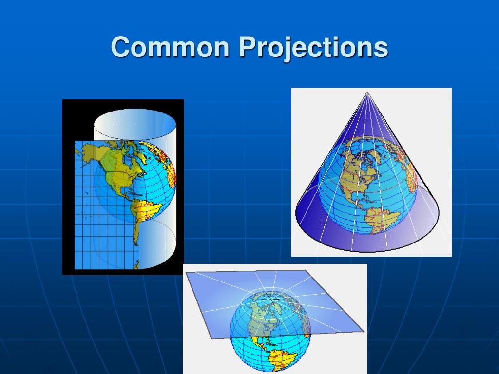Common Projections