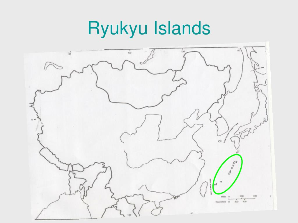Ryukyu Islands