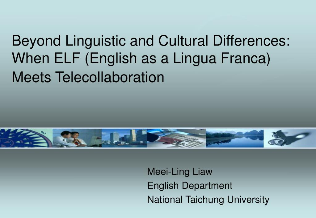 Beyond Linguistic and Cultural Differences: