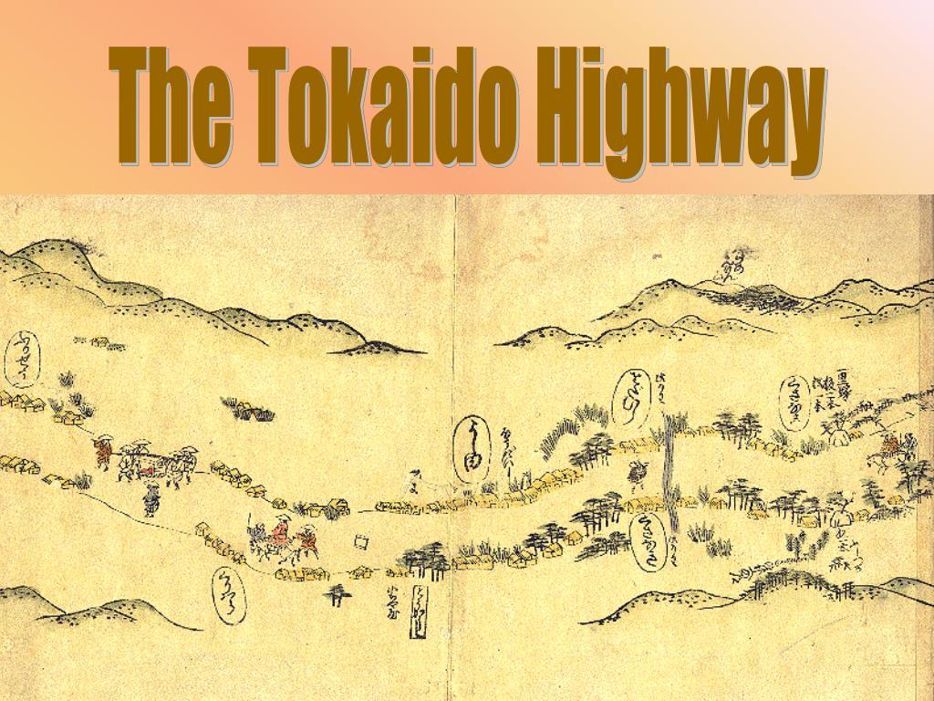 The Tokaido Highway