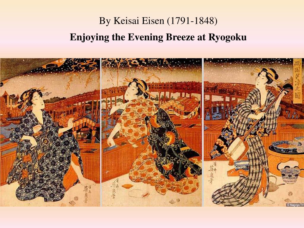 By Keisai Eisen (1791-1848)
