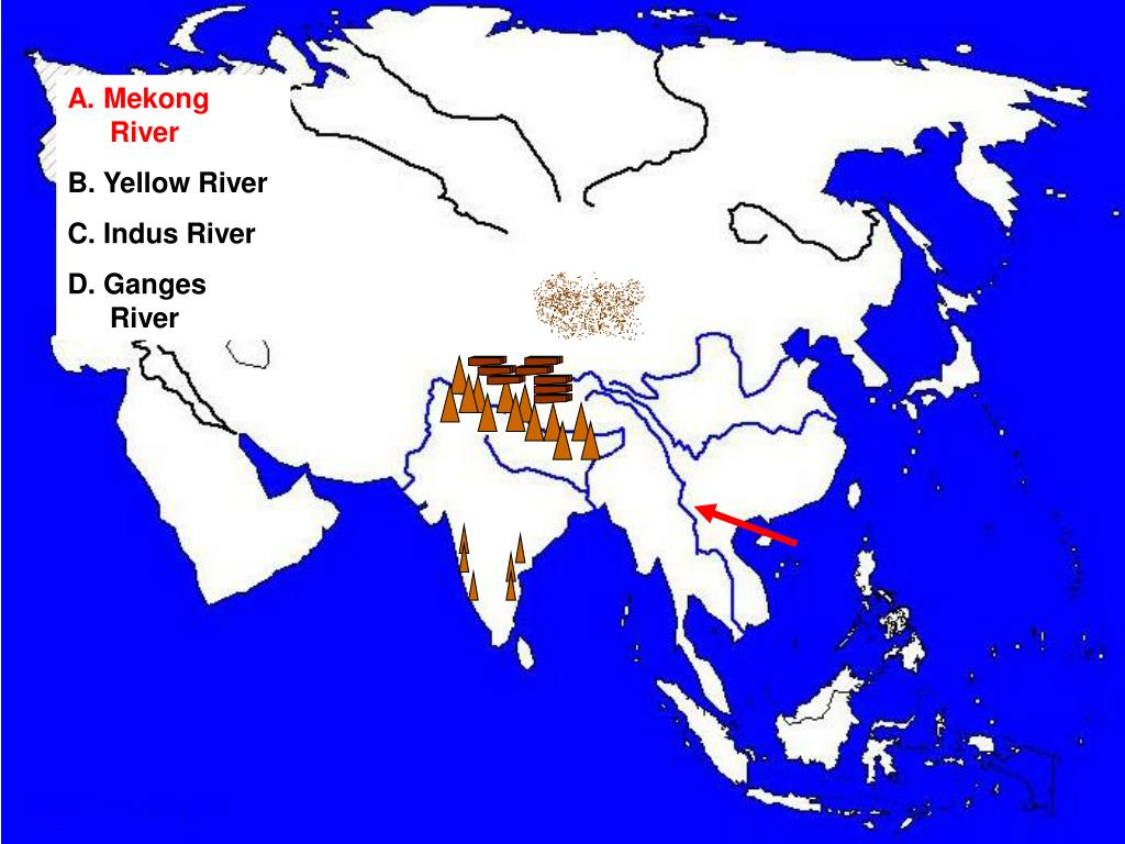 A. Mekong River
