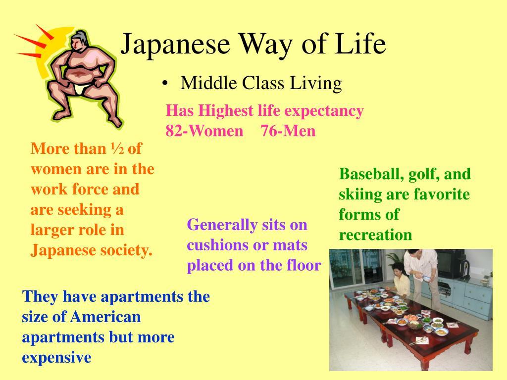 Japanese Way of Life