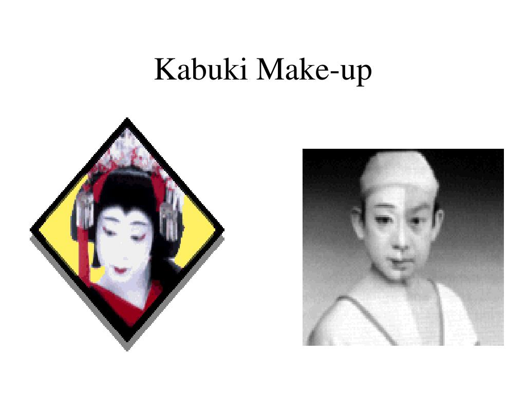 Kabuki Make-up