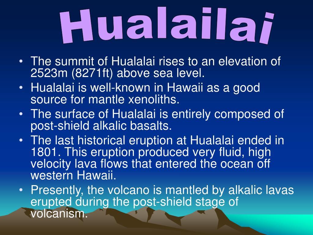 Hualailai