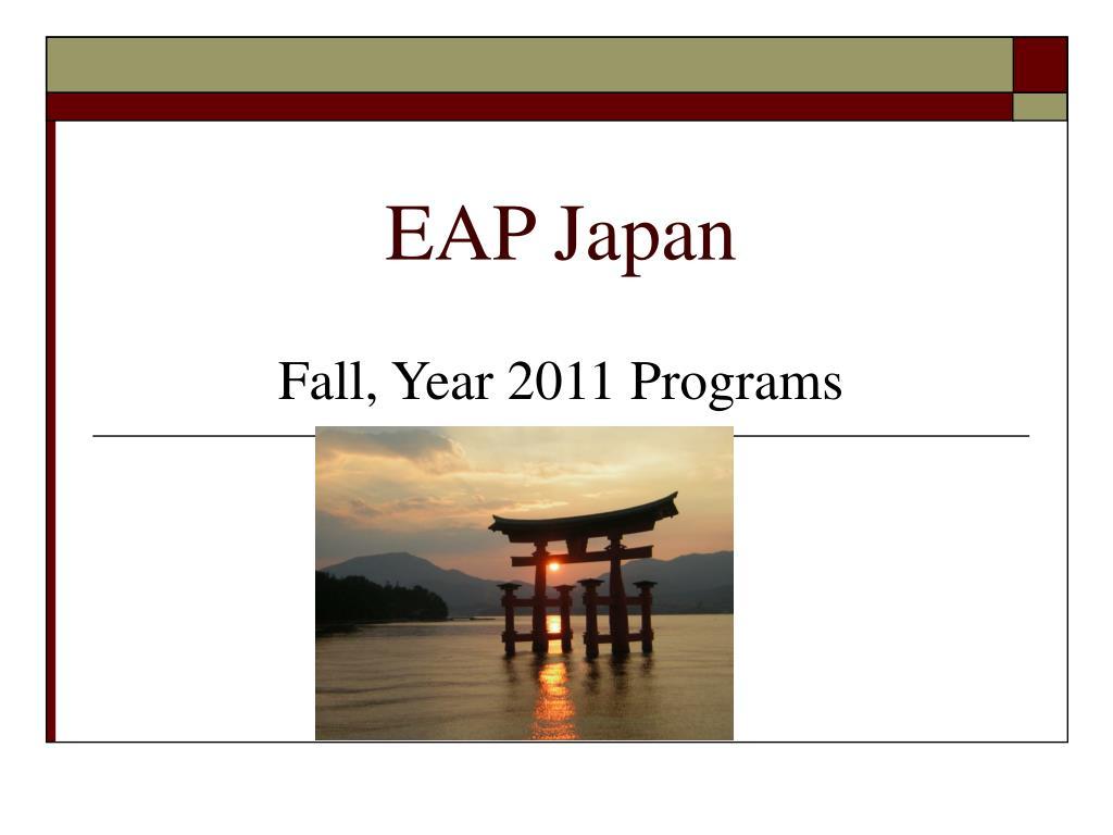 EAP Japan