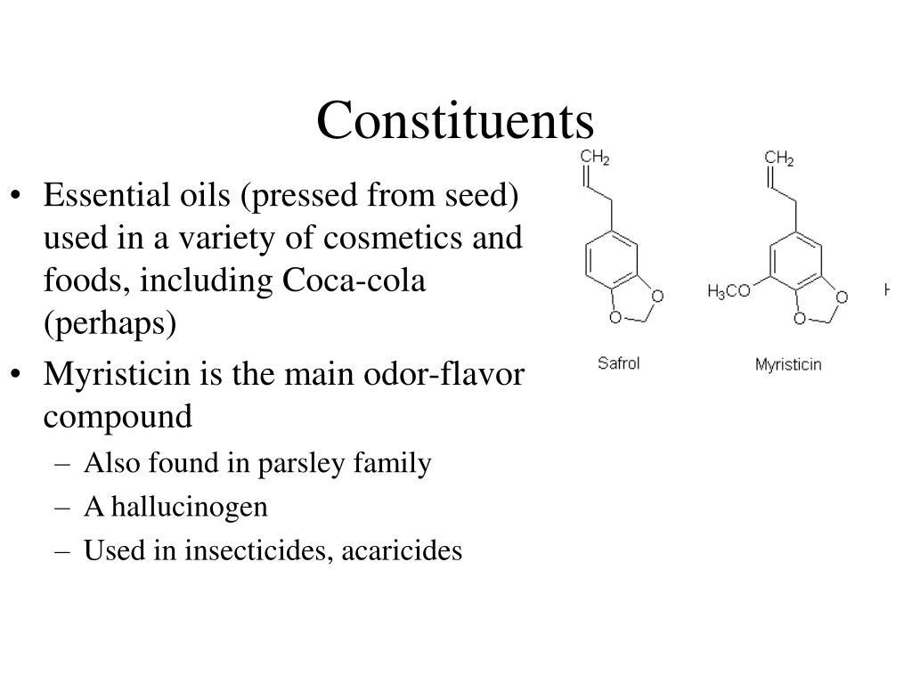 Constituents