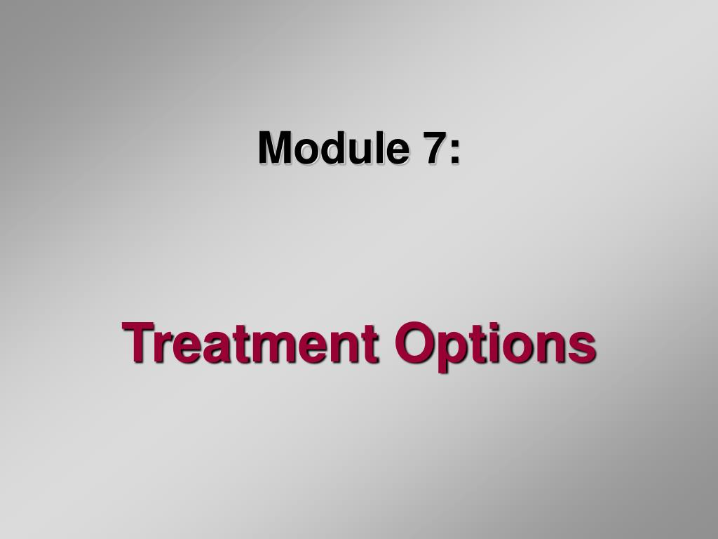 Module 7: