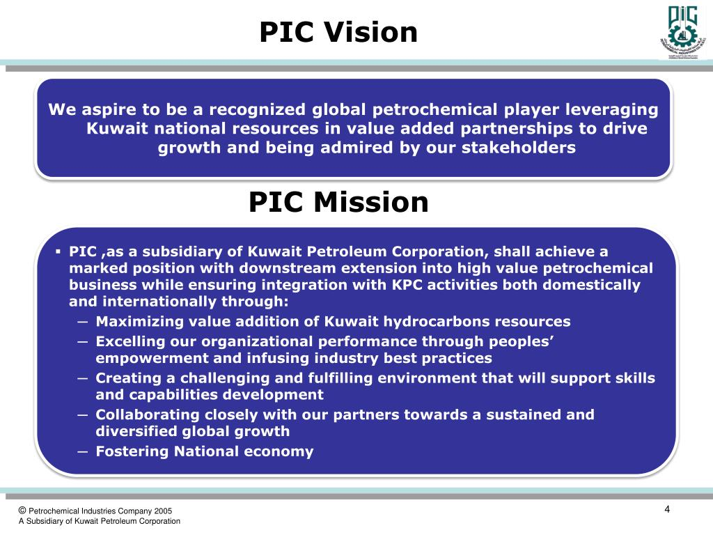 PIC Vision
