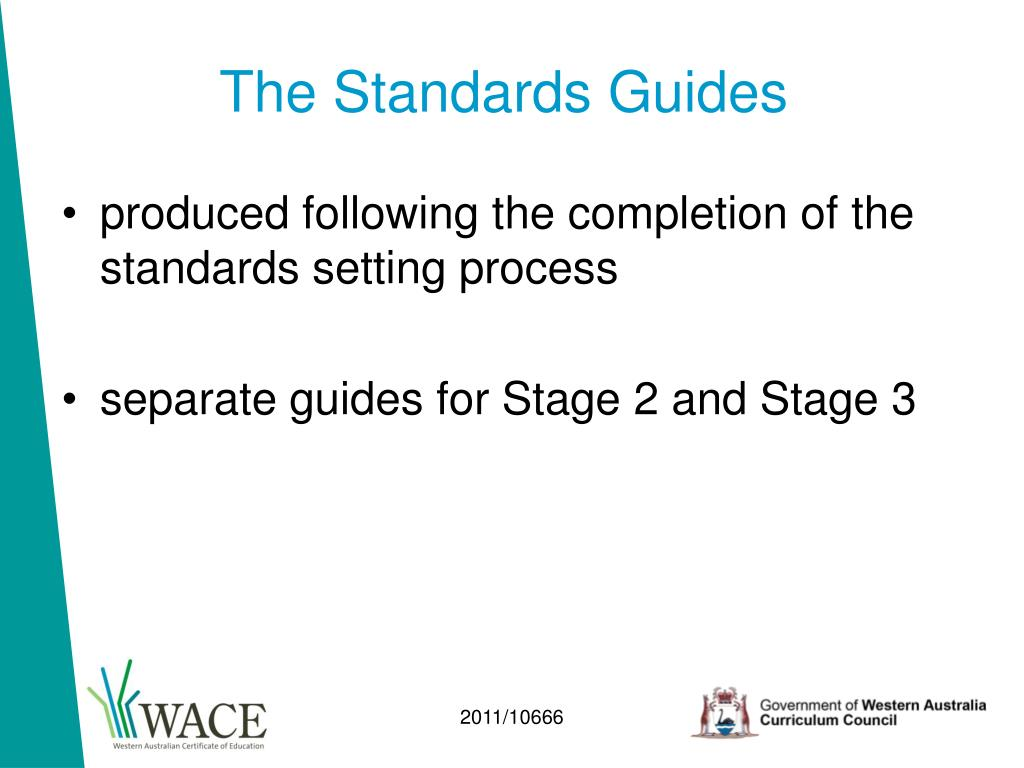 The Standards Guides