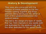 history development8