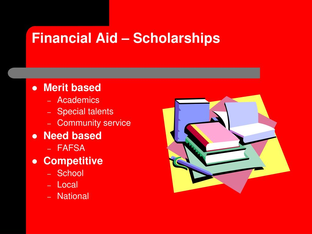 Financial Aid – Scholarships