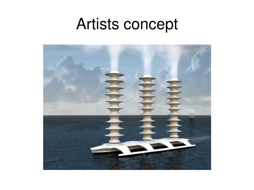 Artists concept