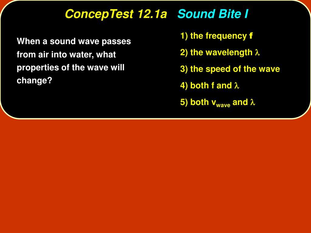 ConcepTest 12.1a