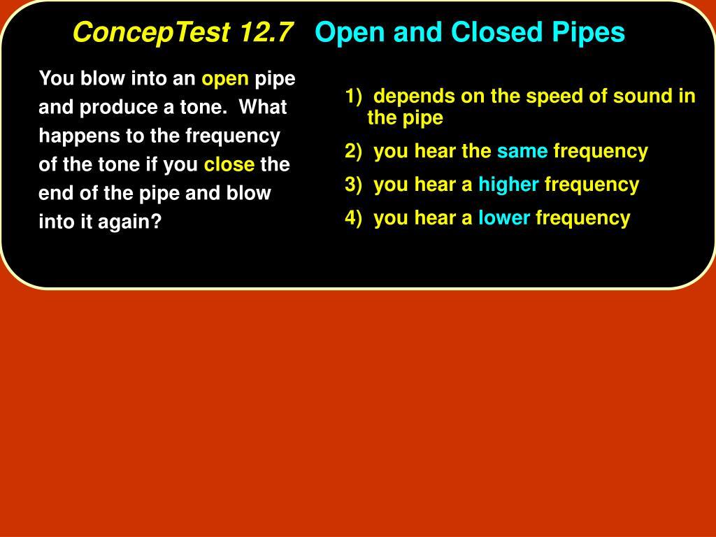 ConcepTest 12.7