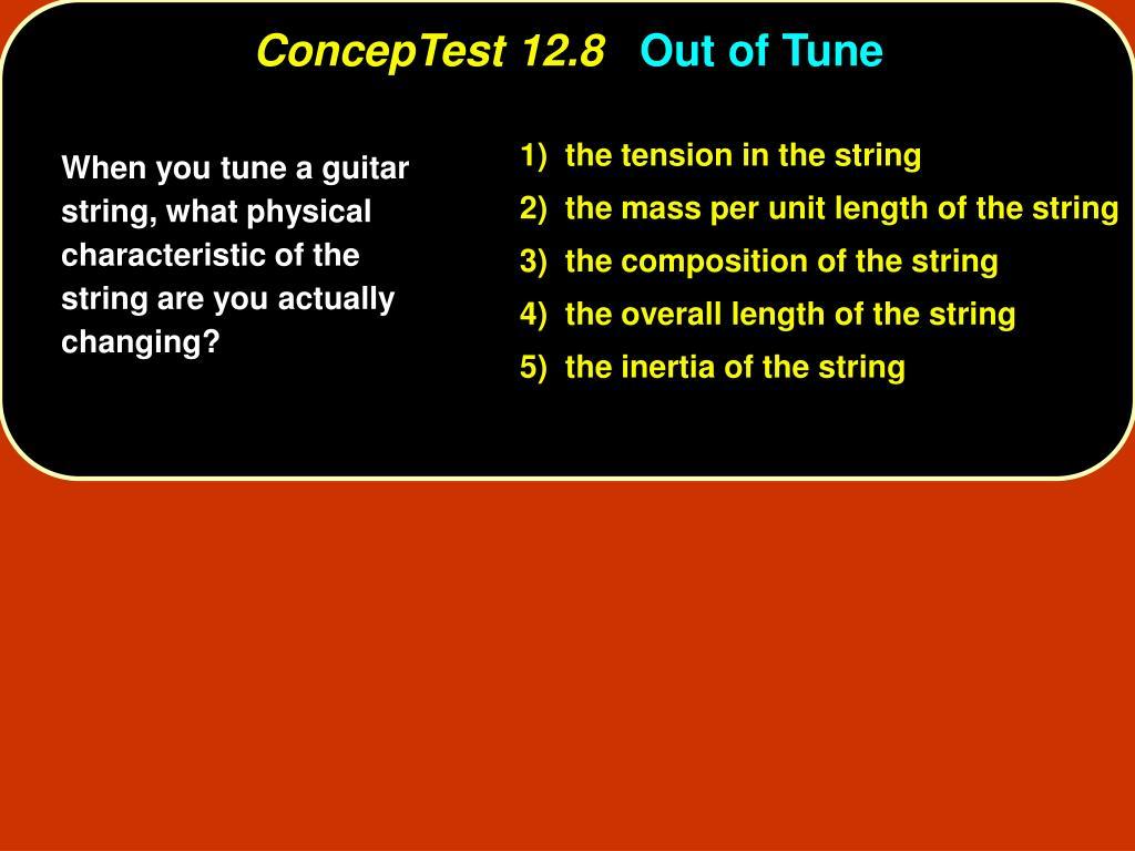 ConcepTest 12.8