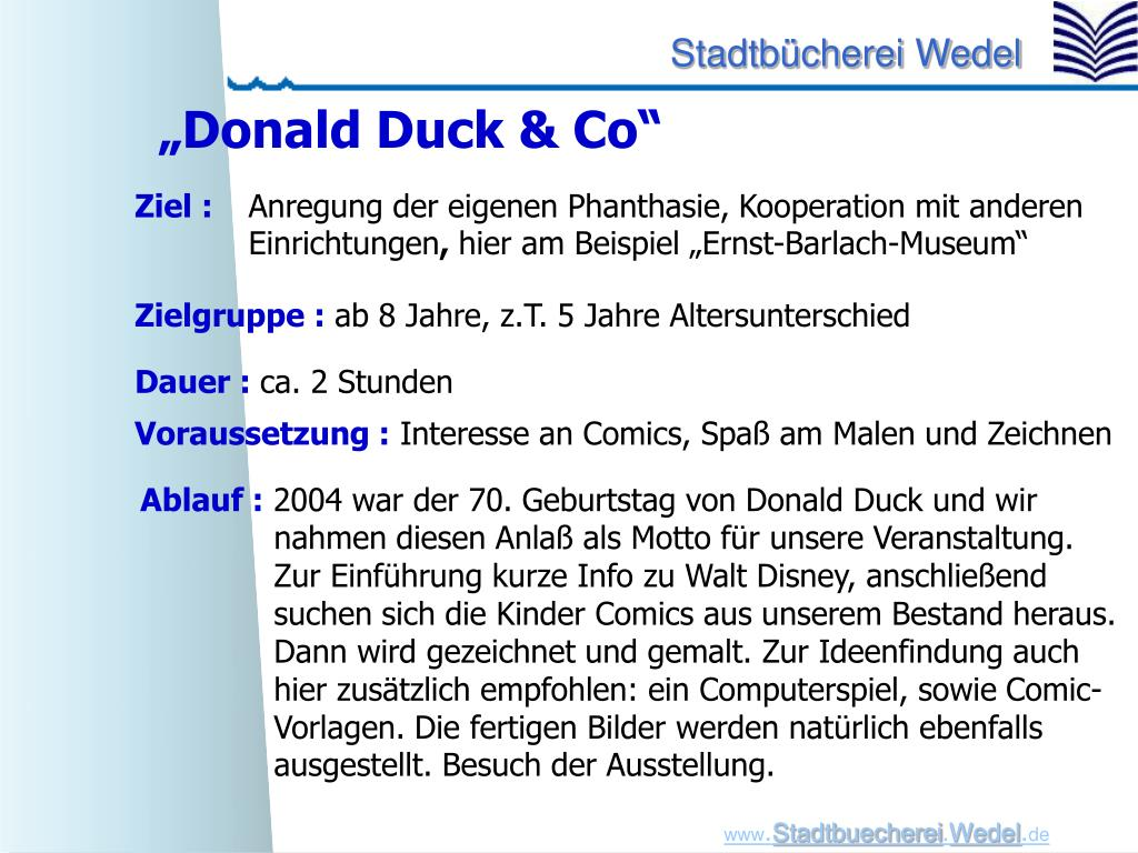 """""""Donald Duck & Co"""""""
