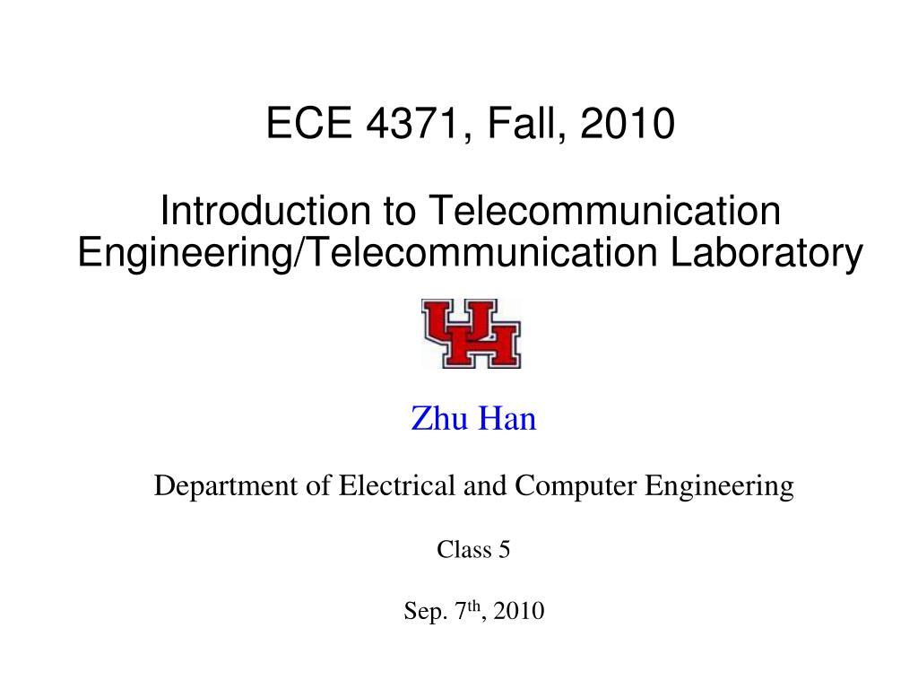 ECE 4371, Fall, 2010