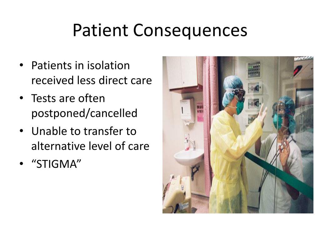 Patient Consequences