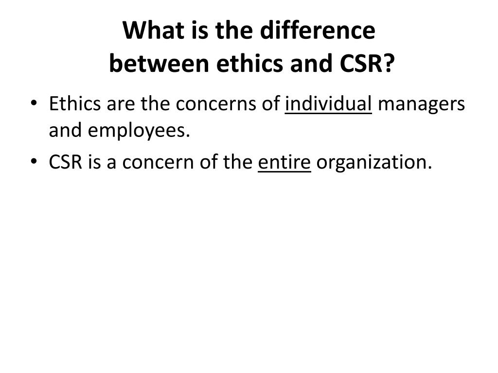 implications of a business operating ethically Business ethics: case study of primark ethical issues and operational activities there are a number of ethical considerations that a business must follow while operating in a there are significant implications of ethical considerations on the business as well as for its.