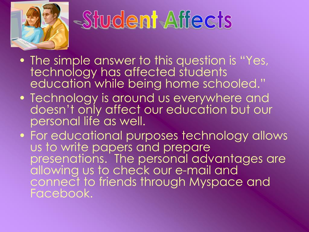 Student Affects