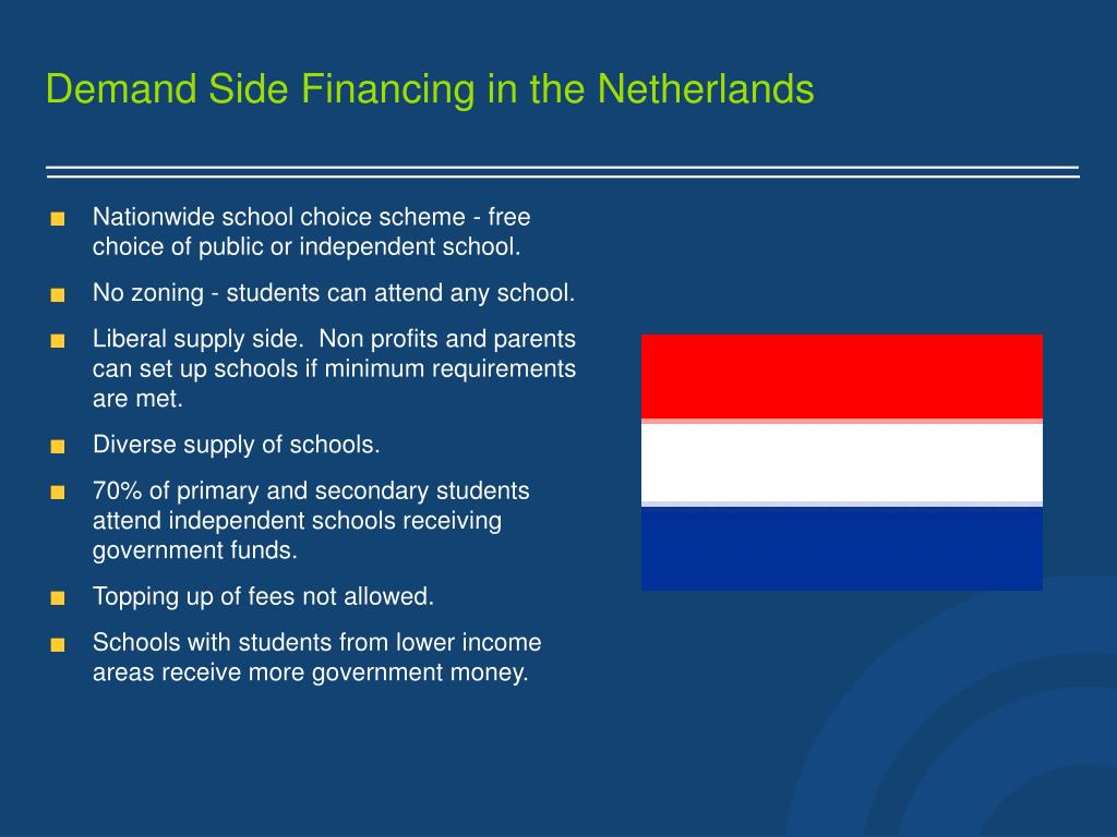 Demand Side Financing