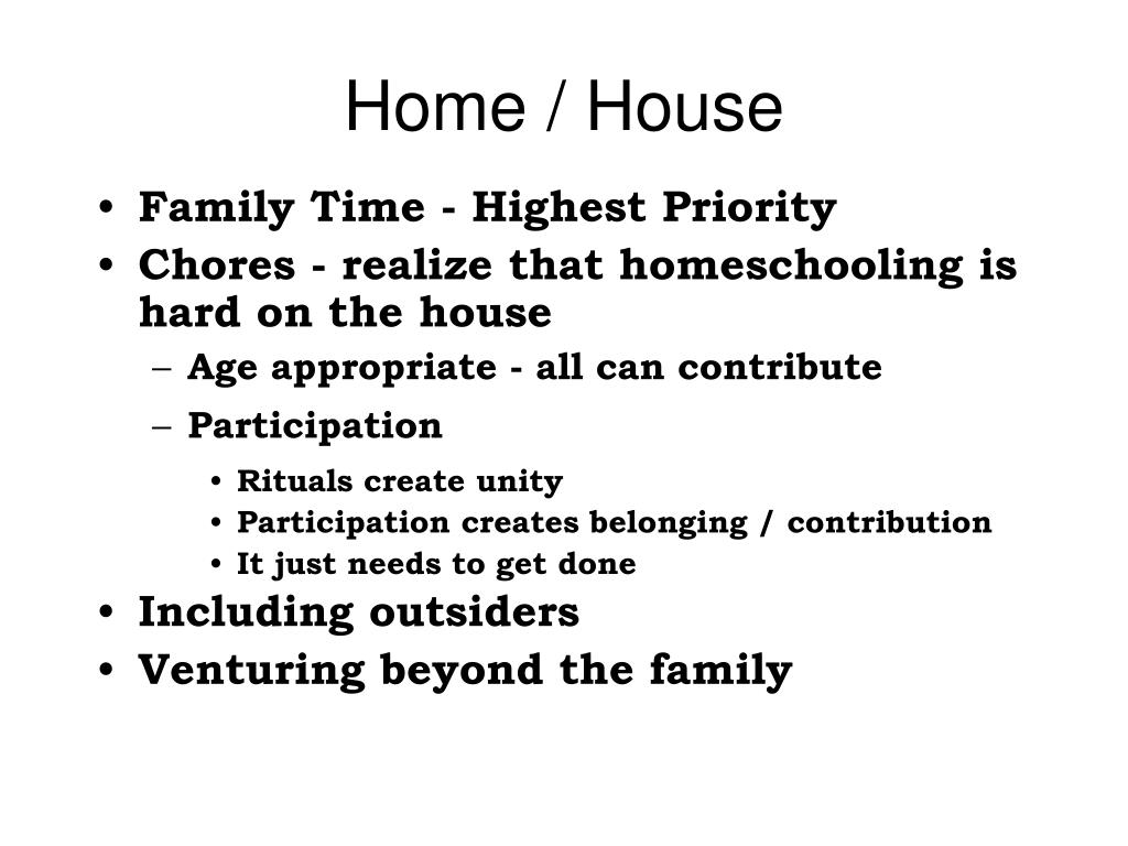 Home / House