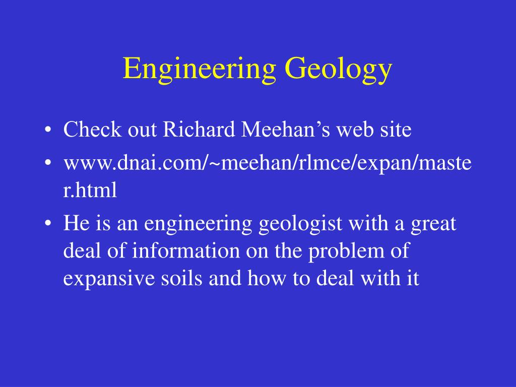 engineering geology Engineering geology video lectures, iit kharagpur online course, free tutorials for free download.