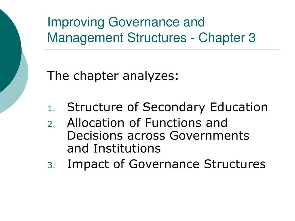The chapter analyzes:
