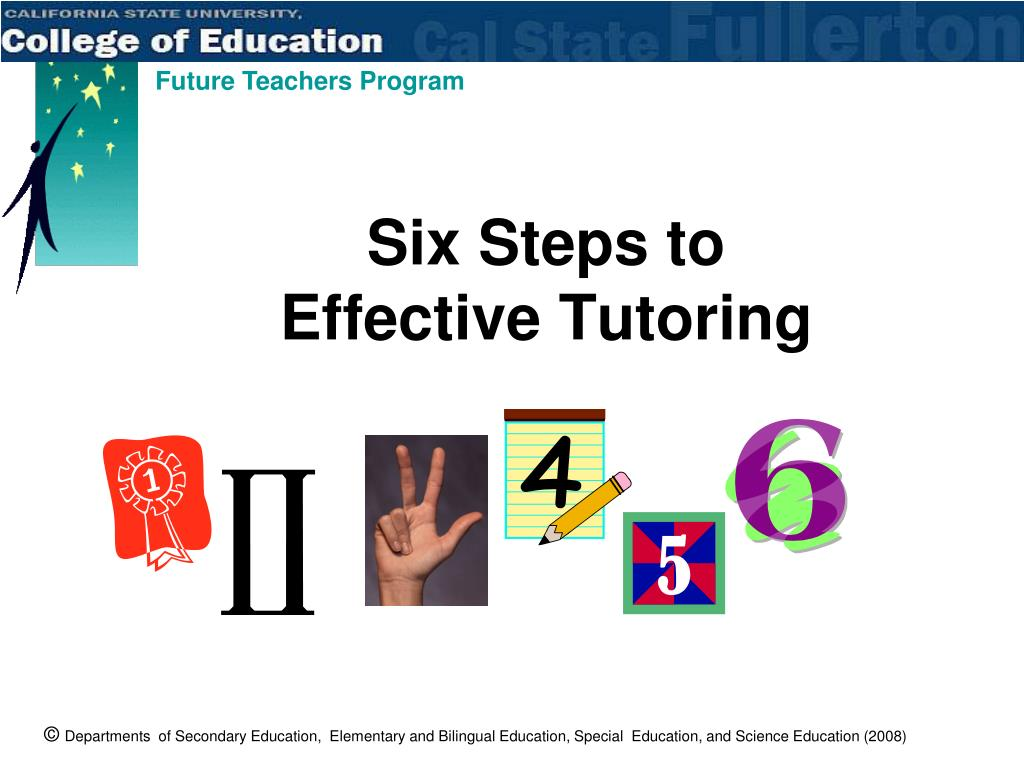 Six Steps to