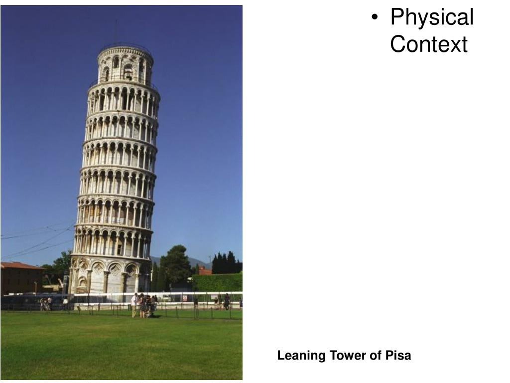 Physical Context