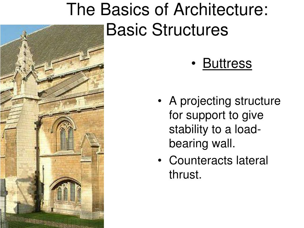 The Basics of Architecture: