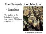 the elements of architecture43