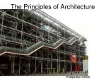 the principles of architecture48