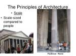 the principles of architecture53