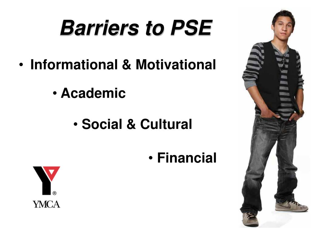 Barriers to PSE