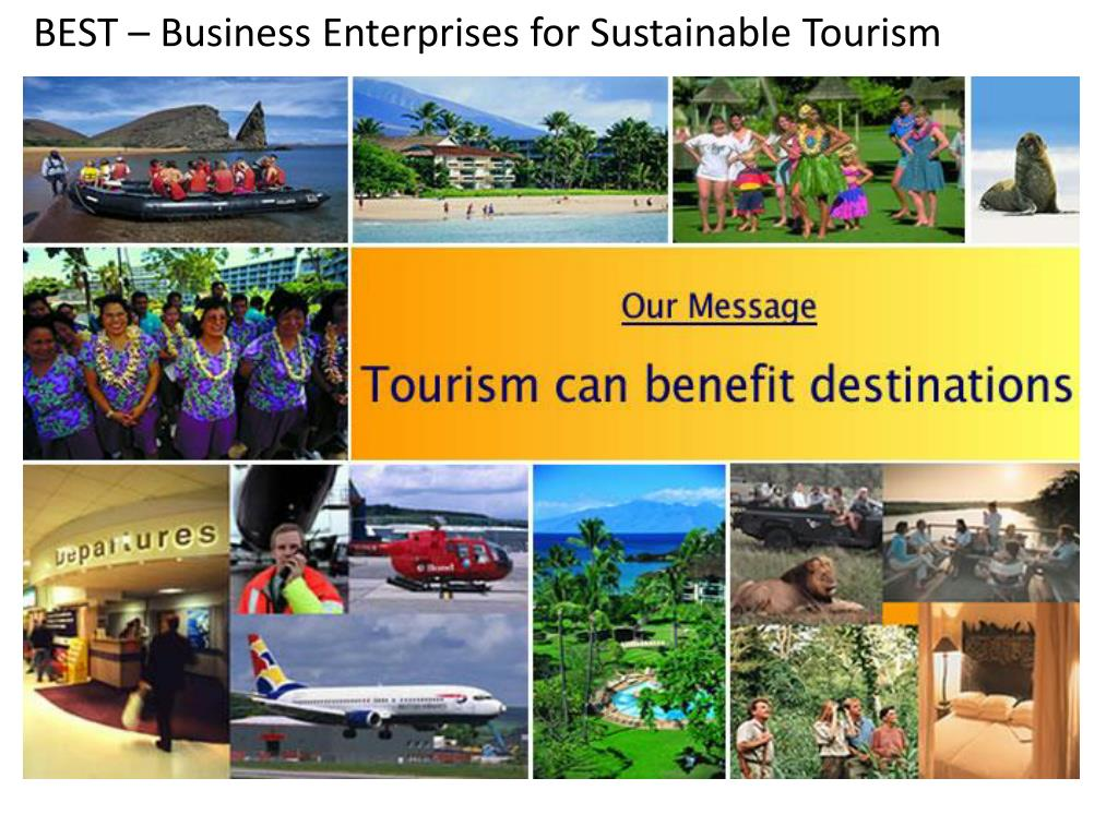 BEST – Business Enterprises for Sustainable Tourism
