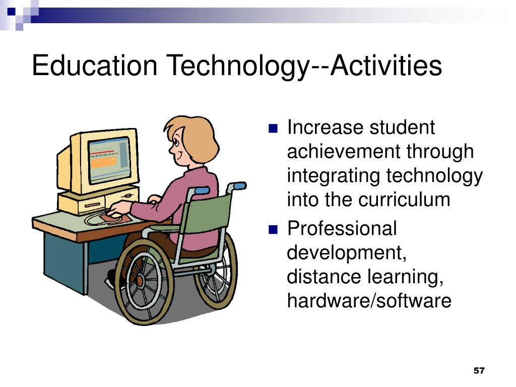 Education Technology--Activities