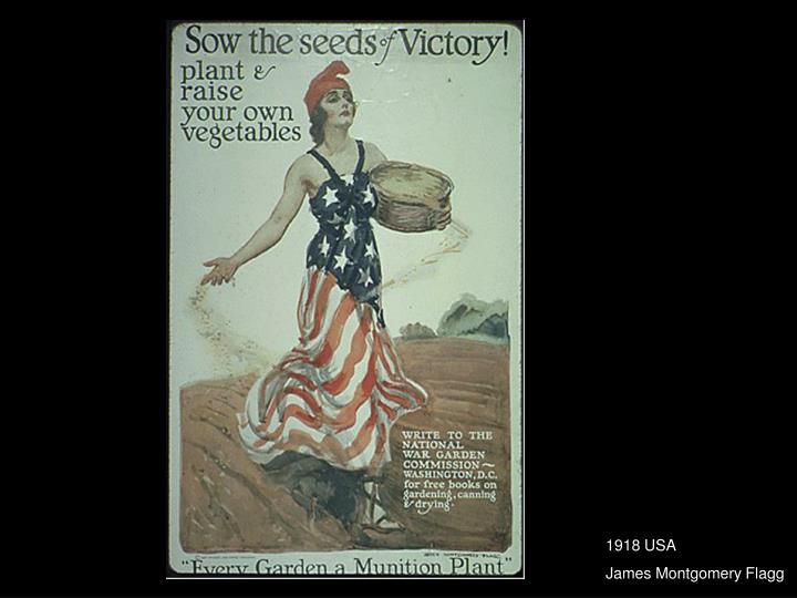 1918 USA