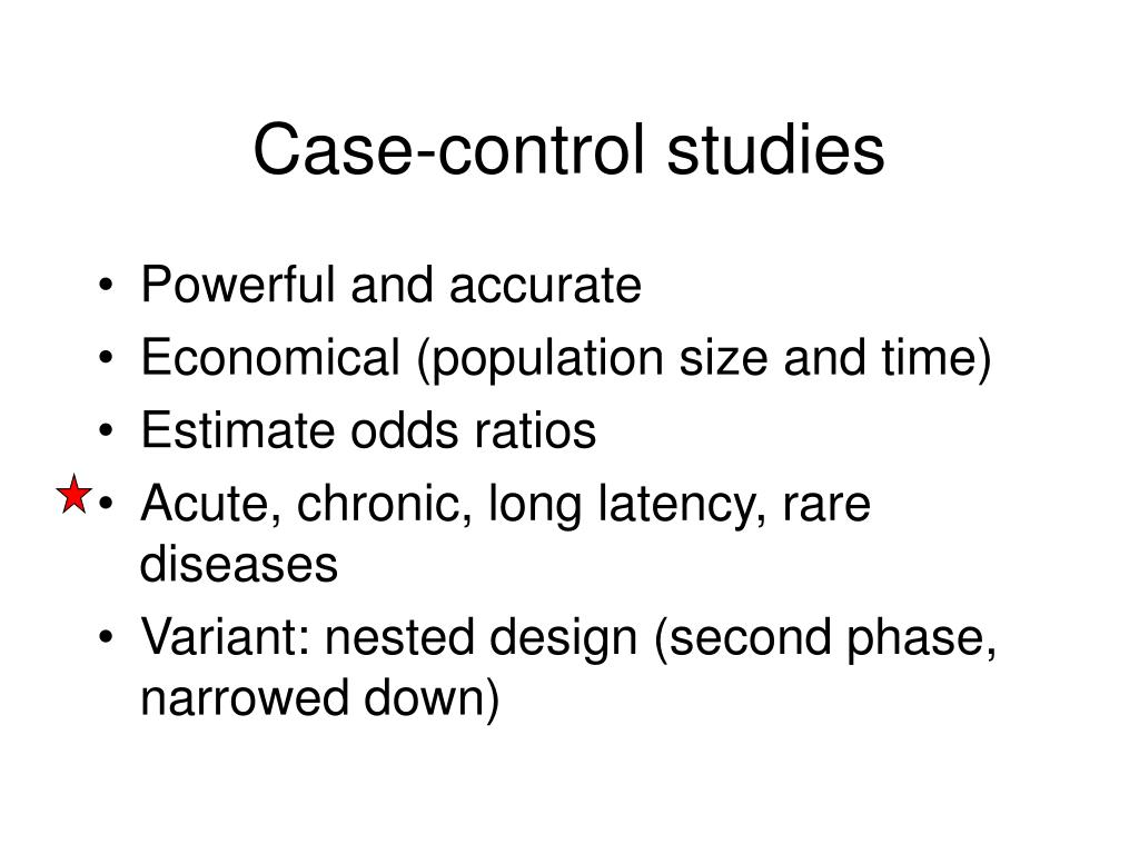 nested case control study relative risk Residential magnetic field exposure and breast cancer risk: a nested case- control study from a multiethnic cohort in los angeles county, california was not higher among women with wiring configuration codes associated with the highest magnetic fields (for a very high current configuration relative to very low, the.